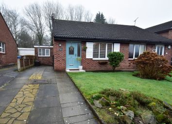 Thumbnail 2 bedroom semi-detached bungalow for sale in Thurlestone Drive, Hazel Grove, Stockport