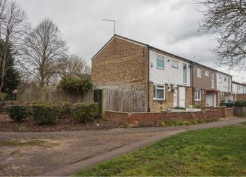 Thumbnail 4 bed end terrace house for sale in Risby, Bretton, Peterborough