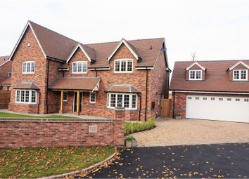 Thumbnail 5 bed detached house for sale in Kynnersley, Telford