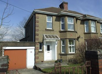 Thumbnail 3 bedroom semi-detached house for sale in Cecil Road, Gowerton, Swansea