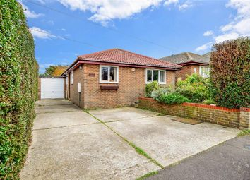 Thumbnail 3 bed detached bungalow for sale in Downland Avenue, Peacehaven, East Sussex
