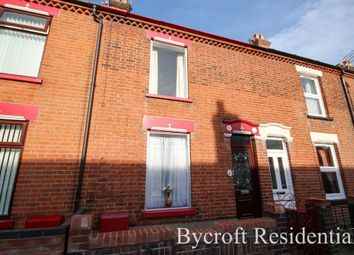 Thumbnail 3 bed terraced house for sale in Gatacre Road, Cobholm, Great Yarmouth
