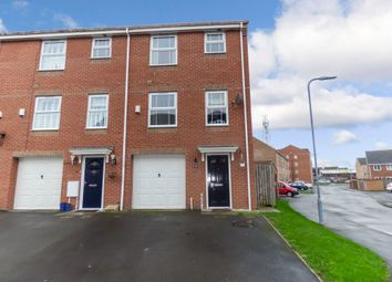 Thumbnail 4 bed town house for sale in Elkington Close, Thornaby, Stockton-On-Tees