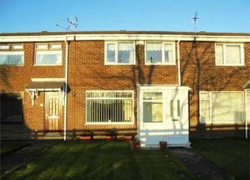 Thumbnail 3 bed terraced house for sale in Brookside, Dudley, Cramlington, Tyne And Wear