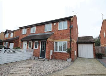 Thumbnail 3 bed semi-detached house for sale in Sutherland Close, Greenhithe
