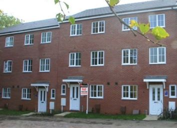 Thumbnail 4 bedroom town house for sale in Downing Close, Bletchley