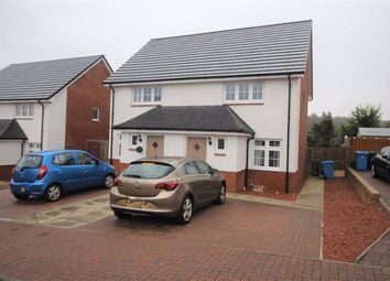 Thumbnail 2 bed semi-detached house for sale in Nursery Gardens, Inverkip, Greenock
