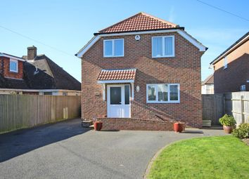 Thumbnail 4 bed detached house for sale in Sea Road, Barton On Sea, New Milton