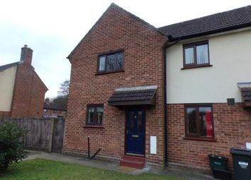 Thumbnail 2 bed end terrace house for sale in Field Grove, Catterick Garrison, North Yorkshire