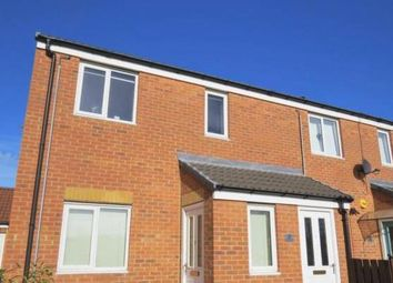 Thumbnail 1 bed flat for sale in Yew Tree Avenue, Redcar