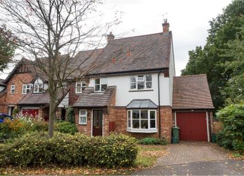 Thumbnail 3 bed end terrace house for sale in Lodge Gardens, Harpenden