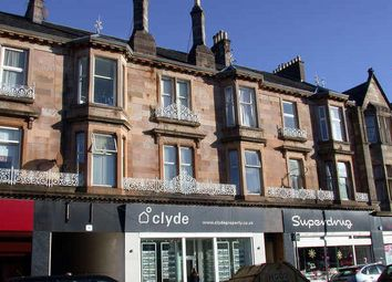 Thumbnail 2 bed flat to rent in West Princes Street, Helensburgh, Argyll And Bute