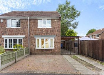Thumbnail 2 bed semi-detached house for sale in Kirkistown Close, Alvaston, Derby, Derbyshire