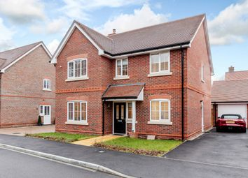 Thumbnail 4 bed detached house for sale in Phillips Close, Wokingham, Wokingham