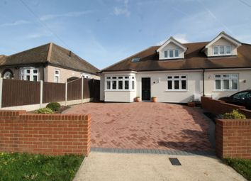 Thumbnail 4 bed semi-detached bungalow for sale in Wharf Road, Stanford Le Hope, Essex