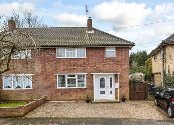 Thumbnail 3 bed semi-detached house for sale in Hazelwood, Godalming, Surrey