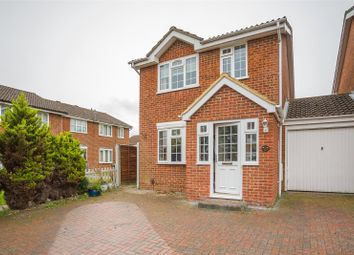Thumbnail 3 bed detached house to rent in Finglesham Court, Maidstone, Kent