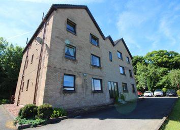 Thumbnail 2 bed flat for sale in Glenclune, Robert Street, Port Glasgow