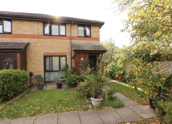 Thumbnail 2 bed terraced house for sale in Camberley Close, North Cheam, Sutton