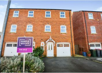 Thumbnail 4 bed town house for sale in Clarke Avenue, Sheffield