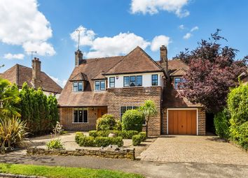Thumbnail 5 bed detached house for sale in Copse Hill, Purley
