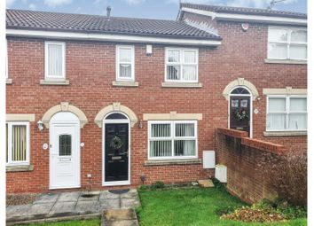 Thumbnail 2 bed terraced house for sale in Turnstone Court, Leeds