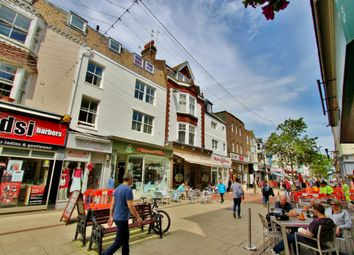 Thumbnail 2 bed maisonette to rent in Warwick Street, Worthing