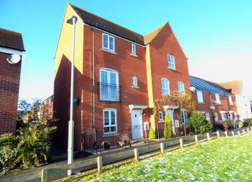 Thumbnail 3 bed end terrace house for sale in Court Gardens, Hempsted, Gloucester