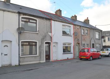 Thumbnail 2 bedroom terraced house for sale in 6, Croft Street, Bangor