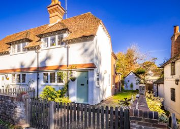 Thumbnail 2 bedroom semi-detached house for sale in Little Cottage, Whitchurch -On- Thames