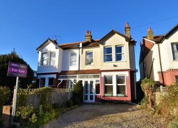 Thumbnail 4 bed semi-detached house for sale in Springfield Road, Wallington