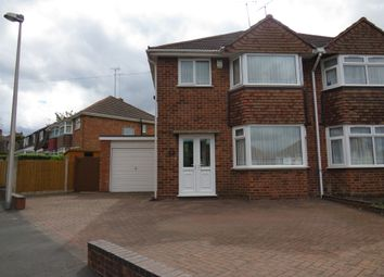 3 bed semi-detached house for sale in Marston Grove, Great Barr, Birmingham B43