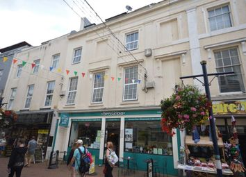 Thumbnail Commercial property for sale in Bank Street, Teignmouth, Devon