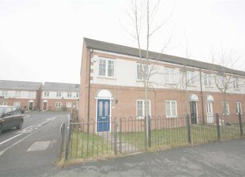 Thumbnail 3 bed terraced house for sale in Cedar Court, Catchgate, Stanley, County Durham
