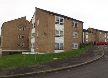 Thumbnail 2 bed flat to rent in Woolford Close, Winchester