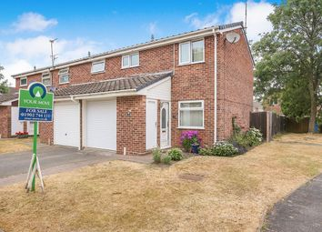 Thumbnail 3 bed terraced house for sale in Severn Drive, Perton, Wolverhampton