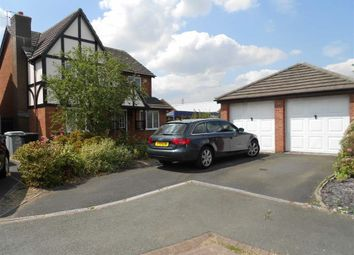 Thumbnail 4 bed detached house for sale in James Atkinson Way, Leighton, Crewe, Cheshire