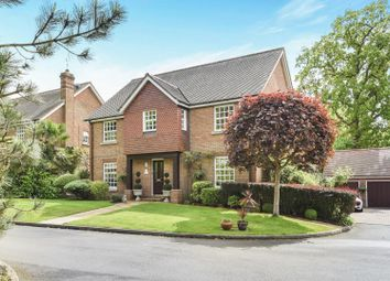 Thumbnail 5 bed detached house to rent in May Gardens, Elstree
