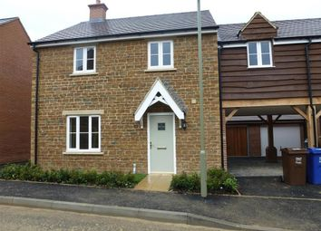 Thumbnail 3 bed property to rent in Oak Farm Drive, Milcombe, Banbury