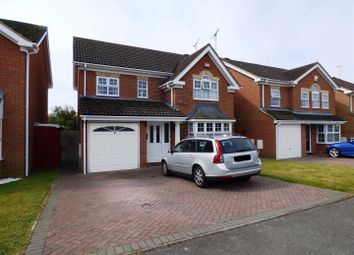 Thumbnail 4 bed property for sale in Crabtree Way, Dunstable