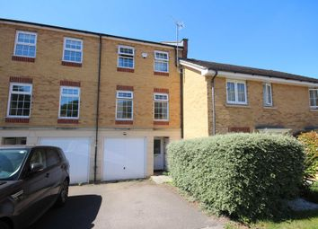 Thumbnail 3 bed town house for sale in Somerville Rise, Bracknell