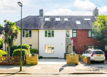 Thumbnail 3 bed terraced house for sale in Verdun Road, London