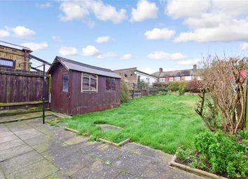 Thumbnail 3 bed end terrace house for sale in Woodhurst Road, London
