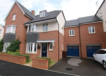 Thumbnail 5 bed semi-detached house for sale in Leatherworks Way, Little Billing, Northampton