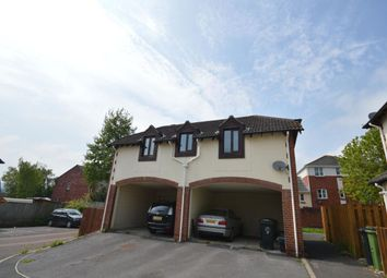 Thumbnail 1 bed flat to rent in Lower Cannon Road, Heathfield, Newton Abbot