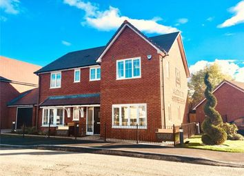 Thumbnail 4 bed detached house for sale in Hartree Green, Off Blythe Way, Highfields Caldecote, Cambridgeshire
