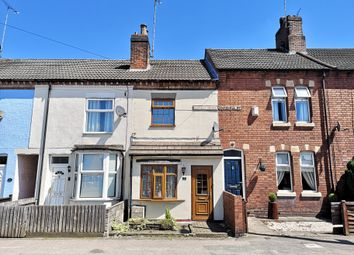 2 bed terraced house for sale in Forest Road, Burton-On-Trent DE13