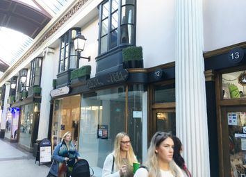 Thumbnail Retail premises to let in Unit 12, The Arcade, Bristol