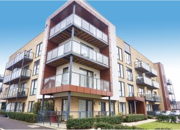 Thumbnail 1 bed flat for sale in 13 Ashflower Drive, Romford