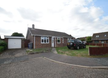 Thumbnail 3 bed detached bungalow for sale in Barton Hamlet, Great Barton, Bury St. Edmunds